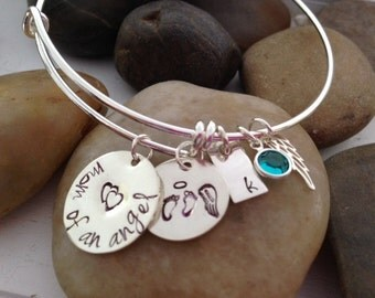 Mom Of An Angel - Sympathy Gift - Bereaved Mother's - Mother's Day Gift - Mother's Day
