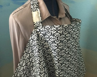 SALE Breastfeeding cover,nursing cover like hooter hider Lightweight cotton breathable   Extra large paisley cool