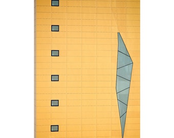 iCanvas Untitled XV Gallery Wrapped Canvas Art Print by Carlo Cafferini