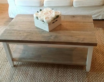 Cottage Coffee Table