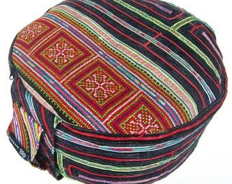 OOAK Meditationcushion Yoga Floor Seat Cushion - Zafu Pillow Handmade from Germany