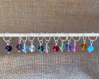 Swarovski Crystals, Birthstones or Freshwater Pearl Add On to your Soldered Glass Pendant