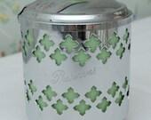 Bakelite Decorative Preserves Lidded Pot