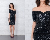Vintage Sequin Dresses