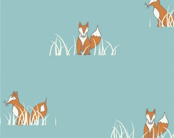 Sly Fox From Birch Organic Fabric's Camp Sur Collection by Jay-Cyn Designs