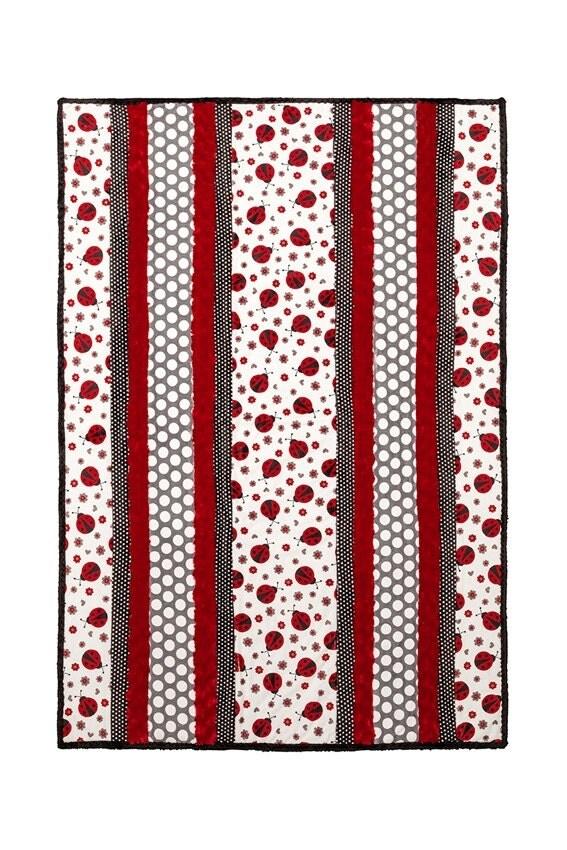 Lovebug Fabulous 5 Cuddle Minky Kit From Shannon Fabrics