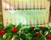 Hallmark 8 Birthday Party Invitations