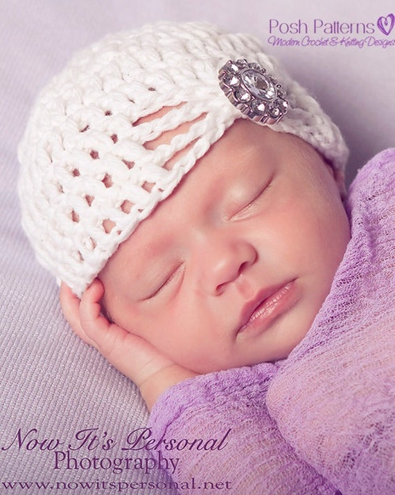 Crochet PATTERN - Crochet Pattern Hat - Crochet Patterns for Babies - Includes Baby, Toddler, Kids, Adult Sizes - Photo Prop - PDF 240