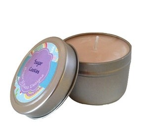 Sugar Cookies - Soy Candle