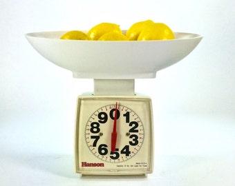 1960's Hanson Kitchen Scale