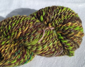 Leaping Lizards Handspun