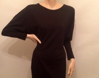Azzedine Alaia knit dress