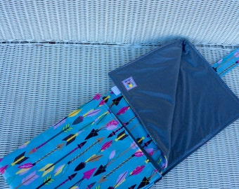 CUSTOM Special Needs Waterproof Changing Pad / CUSTOM Travel Changing Pad