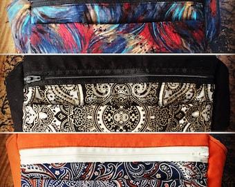Custom Festival Bag/ Fanny Pack/ Hip Pouch