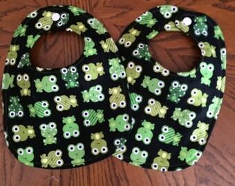 Froggy Bibs