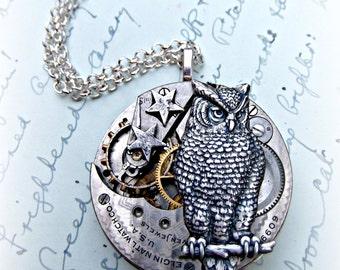 The Midnight Owl Mechanism
