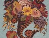 Elizabeth Bradley Needlepoint Kit Autumn Cournicopia