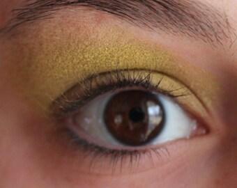 Mineral Eye Shadow - Dandelion Eyeshadow - Vegan Shadow - Vegan Makeup-, Mineral Eyeshadow - Mineral Eyeliner