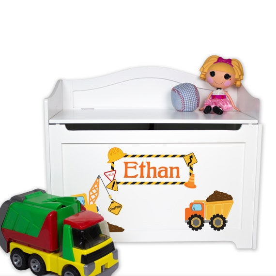 Paw Patrol Kids Toy Organizer Bin Children S Storage Box: Personalized Toy Box For Boys Kids Toybox Bench Toy By