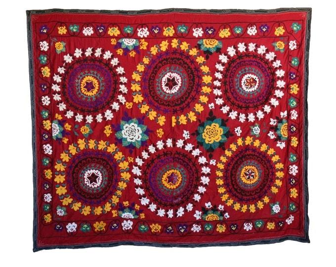Handmade Vintage Suzani NL3053