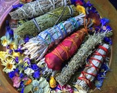Small Smudge Bundle Buffet - Pick your favorite smudge!