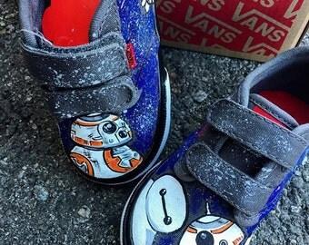 Custom kids Disney shoes (SAMPLE)