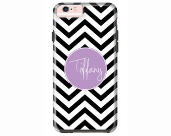 Custom iPhone 7 or iPhone 7 Plus Cases | Personalized Case Mate Tough or Barely There cases iPhone 6, iPhone 6 Plus  & More - Chevron