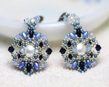 Tutorial - Gloriae Earrings