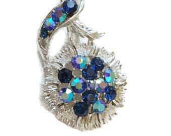 Rhinestone Brooch Jewelry Flower Brooch Antique Costume Brooches Antique Broaches Crystal Pin Wedding Brooch Bridal Brooches and Pins