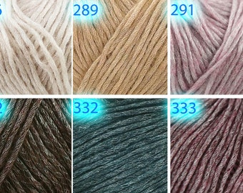 5% OFF 1x0.88oz/25g Lustrous Extra Fine Merino DK by Sublime
