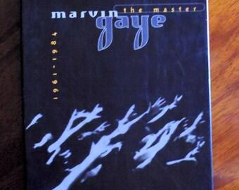 Marvin Gaye The Master 1961-1984 Cassette Set, soul music, Tami Terrell, Kim Weston, 1960s music, 1970s music