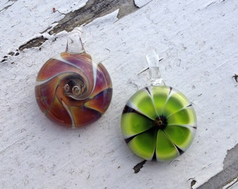 Back to Basics - Glass Pendants