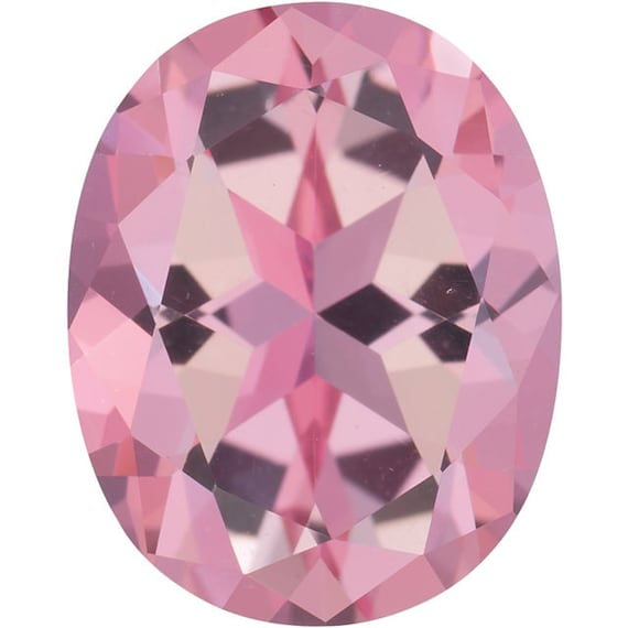 baby pink topaz gemstones oval sizes by