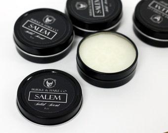 Solid Perfume - Salem - Goth - Fragrance - Unisex