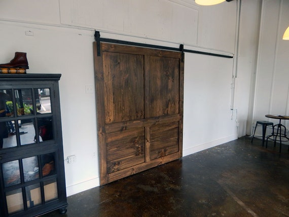 Large oversized industrial commerical interior sliding for Oversized interior barn doors