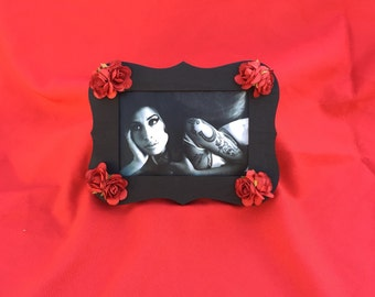 Amy Winehouse Inspired Picture Frame