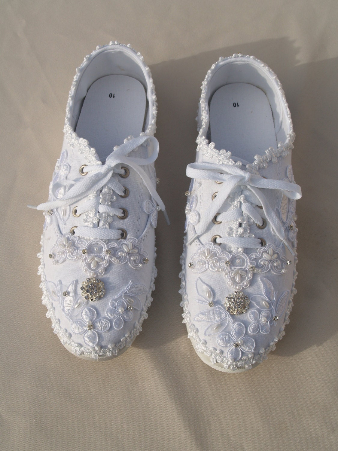 51 white wedding tennis shoes 17 best ideas about