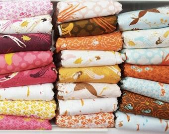 Mendocino 2016 - Complete Fat Quarter Bundle of 23 prints - Heather Ross for Windham Fabrics