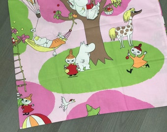 Moomin pillowcase 50 x 65 cm