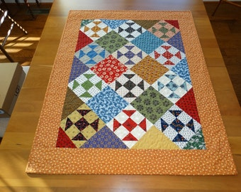 Shoofly Wall Quilt