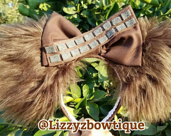 Star Wars Chewbacca Minnie ears