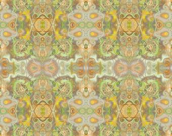 Mandala tapestry- totem....- print on paper 180gr-