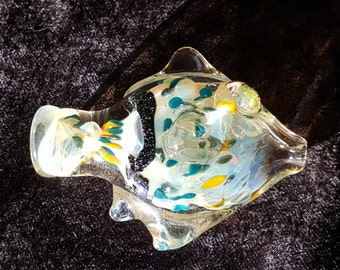 Inside out fish chillum