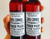 Tender Wash -All Natural -For Face and Baby