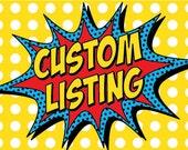 Custom Order - Sarah Hayatt Ashraf