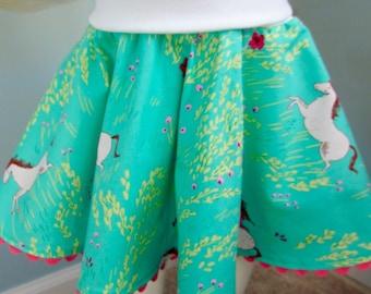 Wee Wanderers Twirly Skirt