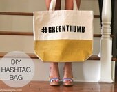 Hashtag Bag Kit