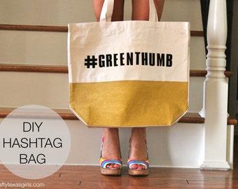 Hashtag Bag Kit