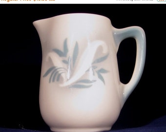 20% OFF Syracuse Meadowleaf Hotel Restaurant China Creamer 8 oz. Creamer Excellent Condition