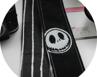 Skellington DSLR SLR Camera Strap